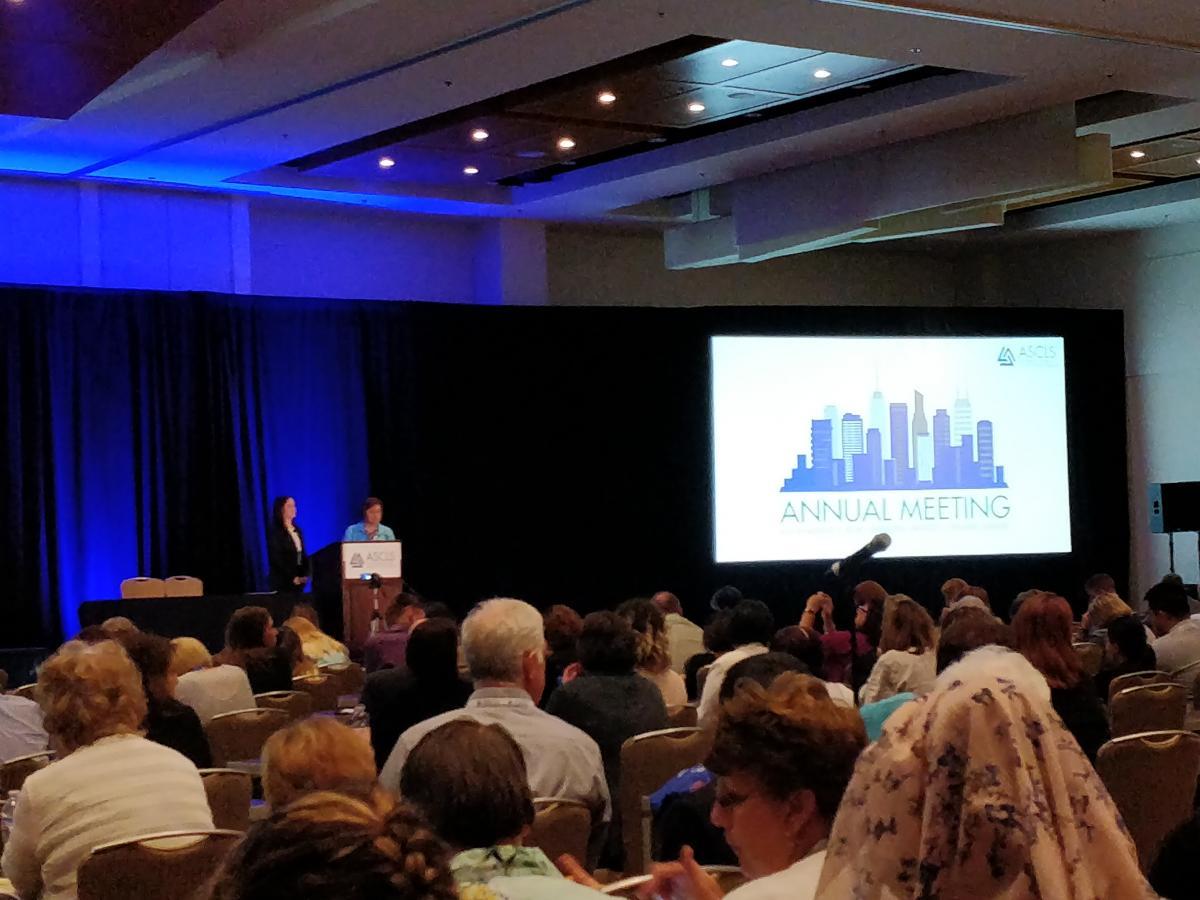Opening Keynote at the National ASCLS 2018